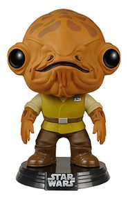 Star Wars Admiral Ackbar Funko Pop