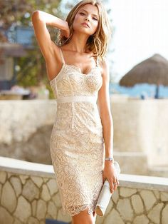 NEW! Lace Corset Dress #VictoriasSecret http://www.victoriassecret.com/clothing/new-arrivals/lace-corset-dress?ProductID=109525=OLS?cm_mmc=pinterest-_-product-_-x-_-x
