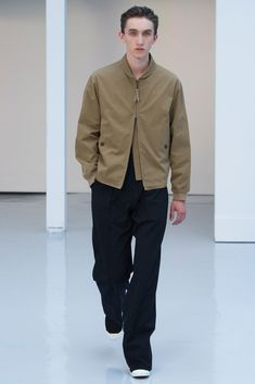 Lemaire Spring 2016 Menswear Fashion Show Collection