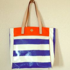 Kate Spade Tote  Nwot. Sturdy tote. With bag kate spade Bags