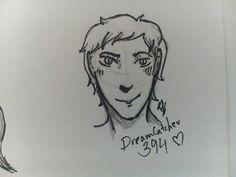 Adrian Agreste older version ^^ my drawing