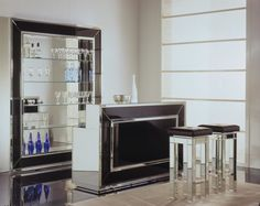 contemporary home bar units bar Pinterest Wet bars Bar unit