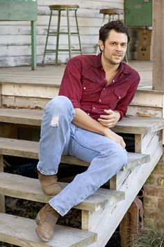 Johnny Knoxville - oh how I love him :)
