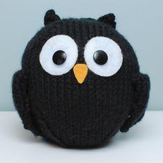 Iron Craft Challenge #38 - Little Black Owl by katbaro, via Flickr