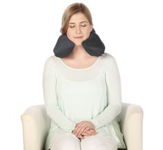 The Neck Sofa helps relieve muscle pain, stiffness, fatigue, and tension. This travel neck pillow wraps around the back of your neck, allowing your head to relax and be free of pain caused by long duration of sitting in a confined position. The Neck Sofa also provides comfort and support for individuals recovering from a medical condition, as this neck pillow stabilizes the head and provides reliable neck support. Built with durable and comfortable memory foam, it's no wonder why…