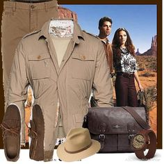 Safari trip | Mens Outfit | ASOS Fashion Finder