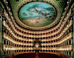 If you're in Naples, Italy, you can't miss an authentic opera performance in one of the many theaters. The Real Teatro di San Carlo pictured here is one of the country's best and always puts on sophisticated opera productions with some of the best singers in the world.