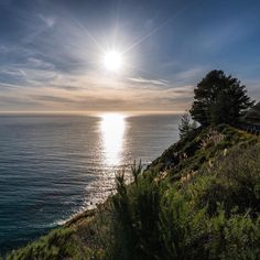 #Sun #California #Highway1 by fuerg
