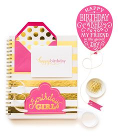 Sugar Paper Los Angeles | Bright Birthday Wishes