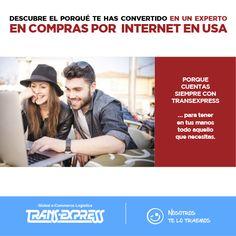 Somos tu mejor opción de compras por internet ¡Nosotros te lo traemos #TransExpress