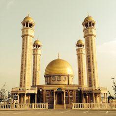 Mosque. Grozny, Chechnya.