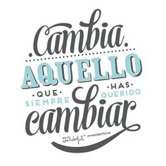 Cambia...