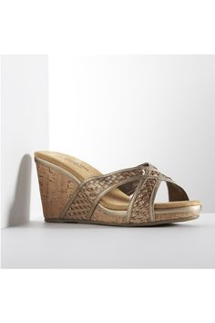 Simply Vera Vera Wang Libby Wedge