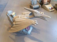 Unreleased Jurassic Park toy. #JurassicPark3 #toy Jurassic Park Toys, Decor, Jurassic Park, Decoration, Decorating, Deco