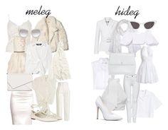 Designer Clothes, Shoes & Bags for Women Rosetta Getty, Le Specs, Helmut Lang, Versace, Yves Saint Laurent, Michael Kors, Hollister, River Island, Polyvore
