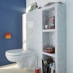 Pack WC suspendu Direct Flush-399€-sans bride-casto-villeroy & bosch