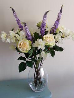 Rose, bourgainvillaea & giant lavender £63.99