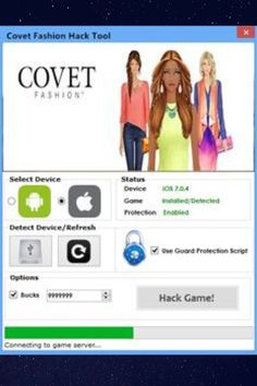 New Covet Fashion hack is finally here and its working on both iOS and Android platforms. This generator is free and its really easy to use! Covet Fashion Mod Apk, Covet Fashion Cheats, Covet Fashion Hack, Covet Fashion Games, Fashion Hacks, Fashion Tips, Gaming Tips, Game Resources, Website Features