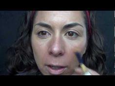 Full Foundation Application       Bianca Fallon Media Makeup  http://www.youtube.com/watch?v=yZ4APLhg0w4
