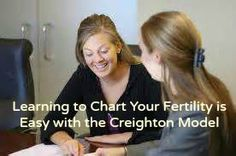 Learn how to chart your fertility to plan your family naturally using the Creighton Model FertilityCare System!