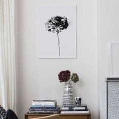 One Must Dash Honey Honey Print - Trouva Vintage Wall Art, Vintage Walls, Vintage Furniture, Vintage Posters, Wall Art Prints, Poster Prints, Black And White Wall Art, Scandinavian Design, Vintage Christmas