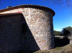 Publicamos  la iglesia románica de Vicolozano.  #historia #turismo http://www.rutasconhistoria.es/loc/iglesia-romanica-devicolozano