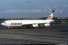 Tarom YR-ABN Boeing 707-321C aircraft picture