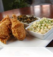 Soul food favorites in Atlanta