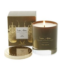 The Grove Soy Candle - Seductive island fragrance. @indiahicks #soycandle #greenproduct http://www.indiahicks.com/rep/renearose