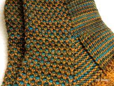Perlmuster, Socken stricken, verstärkte Ferse Anleitung, Wollmeise Twin, Sockenwolle