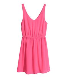 Klædt i rosa