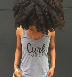 curl power!