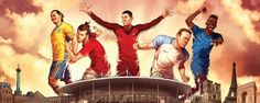Ever found yourself equating Cristiano Ronaldo to Ironman? ESPN FC and Marvel teamed up to bring you the biggest stars who will be hitting France this summer. James Martin, Euro, Football Is Life, As Roma, Marvel, Soccer World, Gareth Bale, Big Star, Cristiano Ronaldo