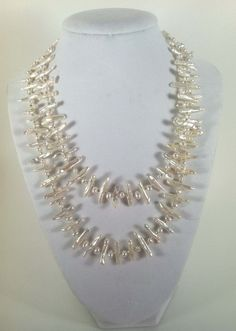 Dasha Freshwater Pearl necklace