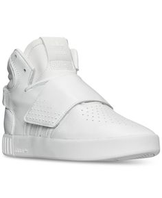 bfa8d599b7b6 adidas Men s Tubular Invader Strap Casual Sneakers from Finish Line Casual  Sneakers