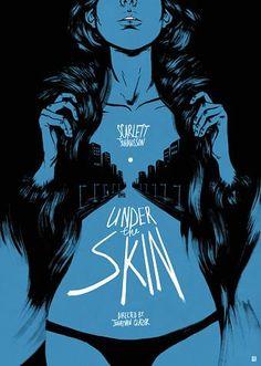 'Under the skin', el erotismo siniestro y gigeriano de Jonathan Glazer - Noticias - Séptimo Vicio, cine y ocio inteligente