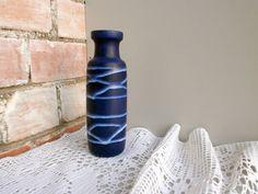 Vintage West Germany vase by Scheurich Nr. 200-22 от DelicateRetro