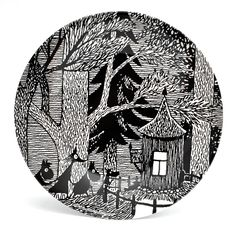 Moomin home sweet home plate made by French company Petit Jour