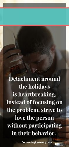 How to detach with love | detachment quotes | letting go | codependency | relationships | emotional detachment | addiction family | addiction recovery #detachment #lettinggo #recovery #relationship #codependency