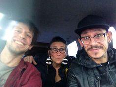 "Pride&Glory family on the road tuo ""Rombo di Tuono"" ahaha"
