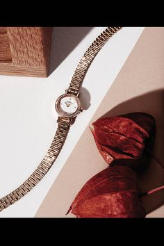 <strong>3. THE WATCH</strong> The petite size of this sleek piece is part of its power. Hermès gold and diamond watch, $15,200, Hermès boutiques nationwide