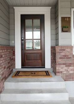 Houzz - Make a Push for a New Doorbell - craftsman entry by Forged ...