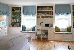 Детская комната: выбираем шторы — Наши дома