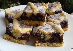 Poppy Cake, Xmas Desserts, Cake Cookies, Nutella, Sweets, Food And Drink, Vegan, Baking, Recipes