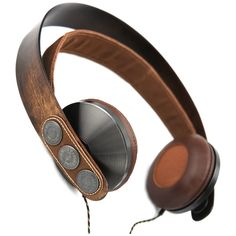 The House of Marley EM-FH003-HA Exodus - Freedom On-Ear Headphone with 3-Button Apple Mic - Harvest: Cell Phones & Accessories