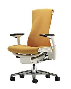 The Herman Miller Embody chair is pretty high on my wish list.