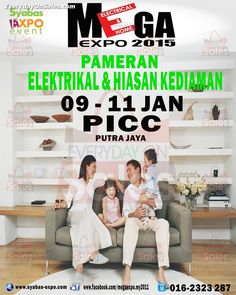 The Long Awaited Mega Expo Electrical U0026 Home Fair Is Back Now. Enjoy  Showcase U0026 Discounts On Furniture, Electrical, Home Decorations And Many  More.