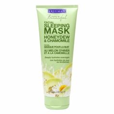 Buy Freeman Feeling Beautiful Facial Sleeping Mask, Honeydew & Chamomile with free shipping on orders over $35, low prices & product reviews | drugstore.com