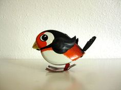 Tin Toy Bird