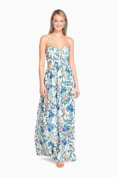 Parker Tulum Verona Maxi Dress